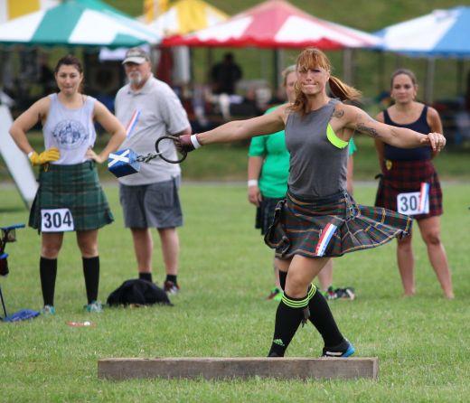 GMHG woman weight toss