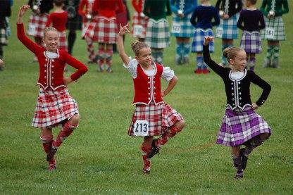 Fergus dancers